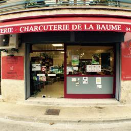 BOUCHERIE DE LA BAUME